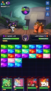 Mana Monsters: Free Epic Match 3 Game Screenshot
