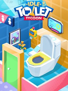 Idle Toilet Tycoon Mod Apk (Unlimited Crystals/Unlocked) 6