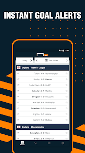Goal Live Scores Screenshot