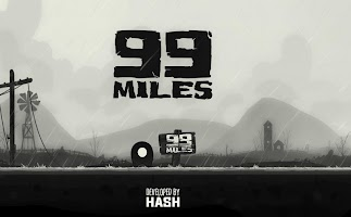 99 Miles Runner : A Soul's Journey To Eternity