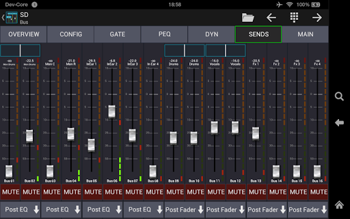 Mixing Station XM32 android2mod screenshots 10