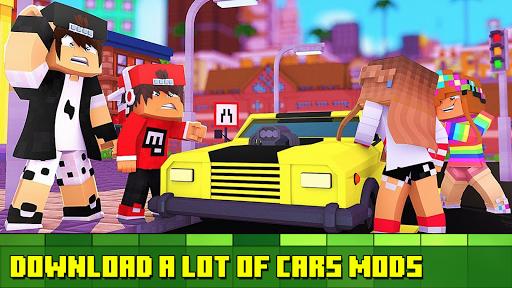 Cars Mod - Vehicles Addon 1.0 Screenshots 5