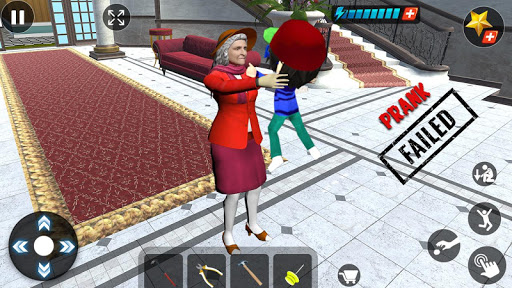 Horror School Teacher - Scary Ghost Games  Screenshots 2