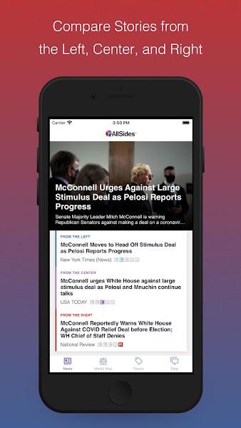 AllSides - Unbiased and Balanced News
