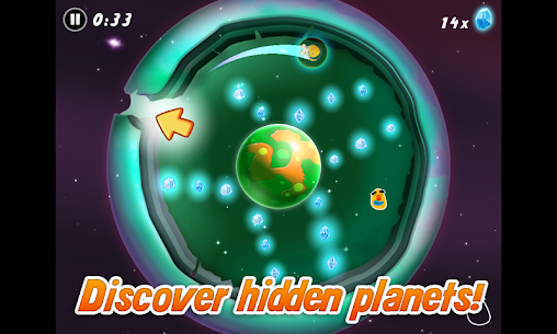 FINN'S SPACE DREAM Hack for iOS and Android 4