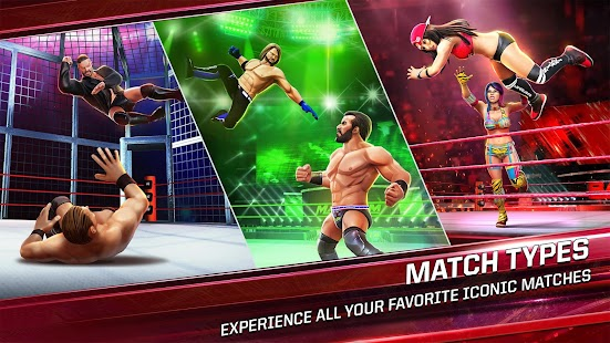 WWE Mayhem Screenshot