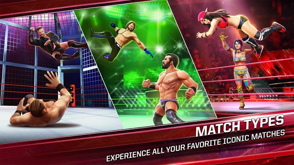 WWE Mayhem poster 2