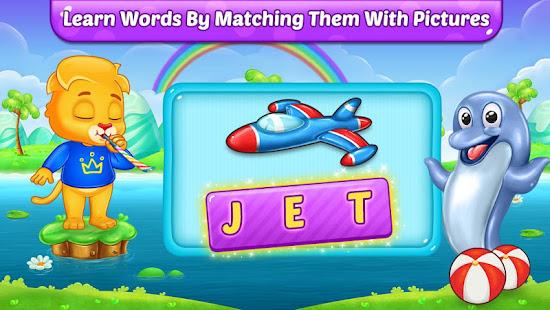 ABC Spelling - Spell