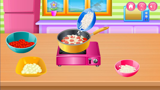 Free Cooking in the Kitchen – Baking games for girls 4