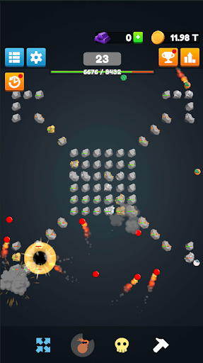 Idle Mine Breakout - Become Mining Tycoon! apkpoly screenshots 7