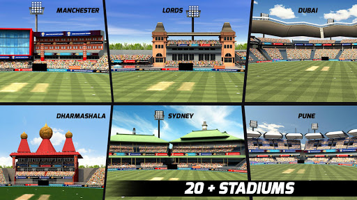 World Cricket Battle 2 (WCB2) - Multiple Careers 2.4.6 screenshots 6