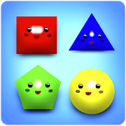 Baby Learning Shapes for Kids