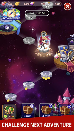 RhythmStar: Music Adventure - Rhythm RPG  screenshots 1