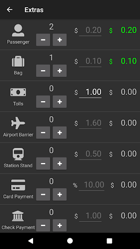 Taximeter  screenshots 4