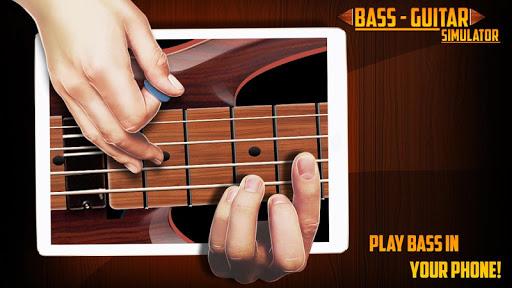 Bass - Guitar Simulator 1.0 screenshots 4