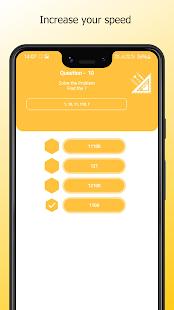 Test de QI quantitatif: test d'intelligence