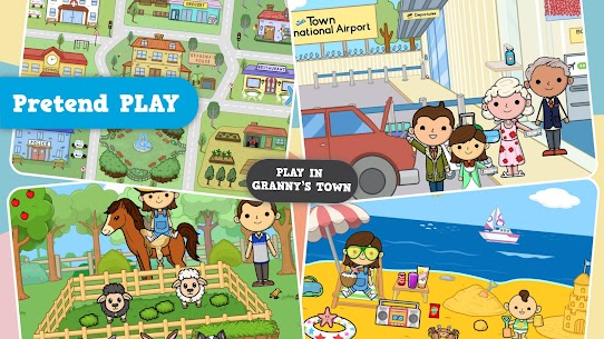 Free Lila' s World  create, Play, Learn in Granny' s Town 2