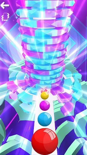 Color Stack Ball 3D: Ball Game run race 3D - Helix 8 screenshots 6