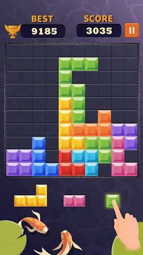 Block Puzzle Blossom 1010 - Classic Puzzle Game 1.5.2 screenshots 8
