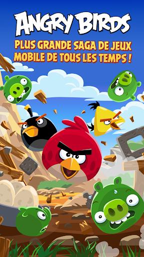 Angry Birds Classic APK MOD – ressources Illimitées (Astuce) screenshots hack proof 1