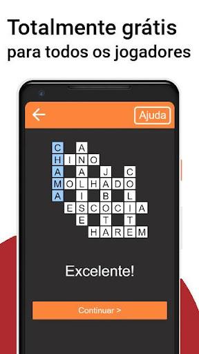 Palavras Cruzadas em Portuguu00eas (gratis)  screenshots 3