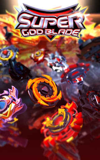 Super God Blade : Spin the Ultimate Top! 1.67.13 Screenshots 8
