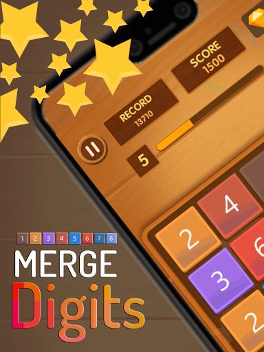 Merge Digits - Puzzle Game 1.0.3 screenshots 7
