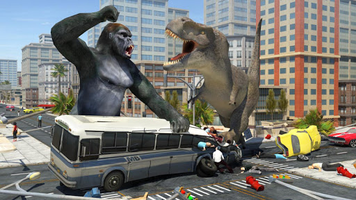 Dinosaur Hunt : Free Dinosaur Games 1.9 screenshots 4