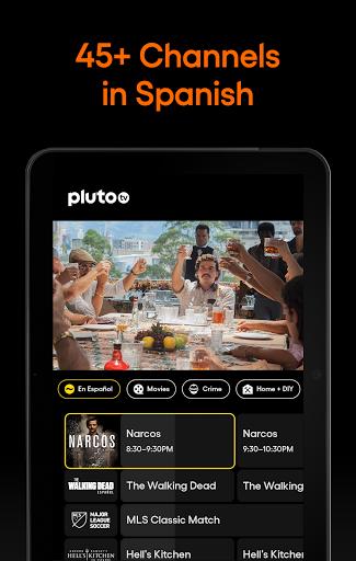 Foto do Pluto TV - Free Live TV and Movies