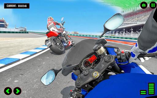 Superhero Speed Bike Racing: GT Mega Ramp Games 1.10 Screenshots 4