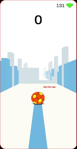 Speed Ball Catch Up - Catch Up The Racing Ball 3.4 screenshots 1
