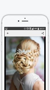 Wedding hairstyles 2018 2.2 Screenshots 13