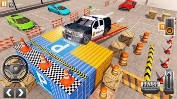 Extreme Car Parking Games 2021: Prado Car Games