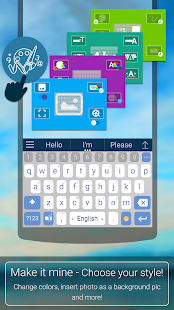 ai.type keyboard Plus + Emoji Screenshot
