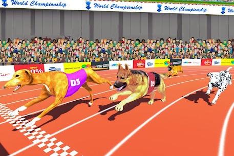 Dog Race Sim 2019: Dog Racing Games 3