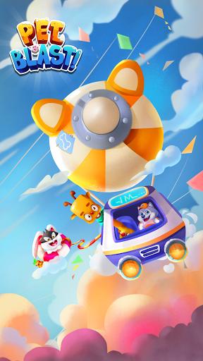 Pet Blast Puzzle - Rescue Game 1.1.0 screenshots 9