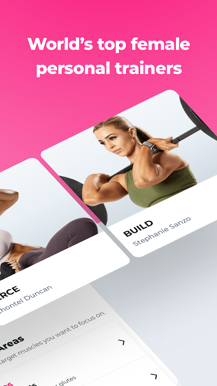 SWEAT: Fitness App For Women  poster 2
