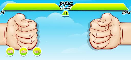 Rock Paper Scissors  - RPS Exclusive 2 Player Game  screenshots 6