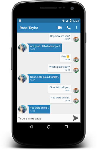 AW - free video calls and chat android2mod screenshots 3