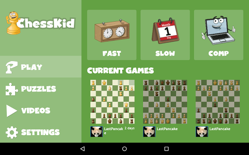 Chess for Kids - Play & Learn 2.3.2 screenshots 12