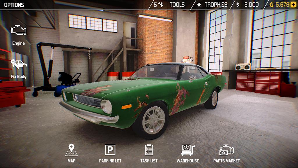 Car Mechanic Simulator  poster 0