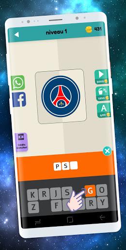 Logo Test: Franu00e7ais Quiz & Jeu, Devinez la Marque 2.4.8 screenshots 4