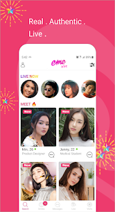 EME Hive – Premium Asian Dating App 3