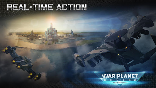 War Planet Online: Real Time Strategy MMO Game apkslow screenshots 5