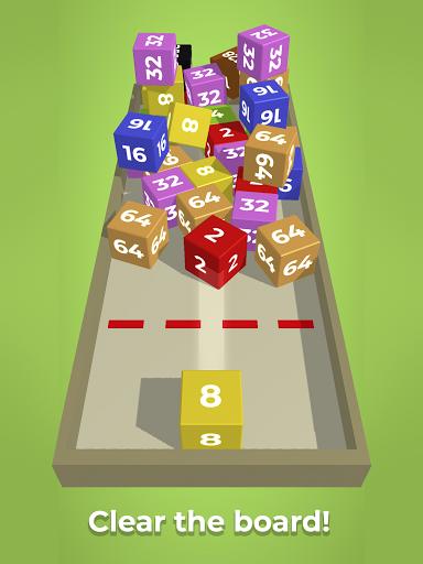 Chain Cube: 2048 3D merge game 1.46.03 screenshots 16
