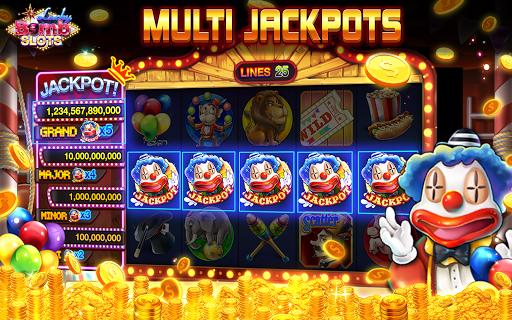 LuckyBomb Casino Slots 3.7.0 screenshots 2