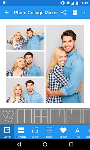 Photo Collage Maker 17.6 Screenshots 1