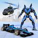 Multi Robot Car Game - Robot Transforming Games