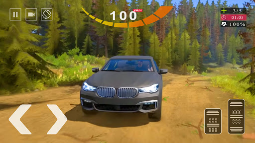 Car Simulator 2020 - Offroad Car Driving 2020 screenshots 1