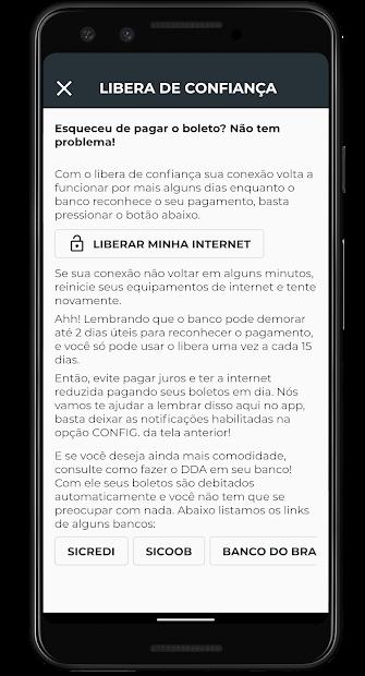 IspJet Mobile screenshot 5